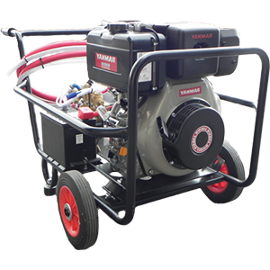 Diesel Power Washers
